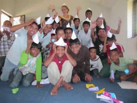 Volunteering in Nepal 2009