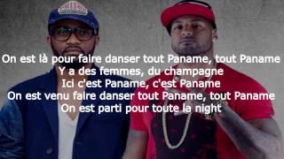 Fally Ipupa feat. Booba - Kiname  (Paroles HD)