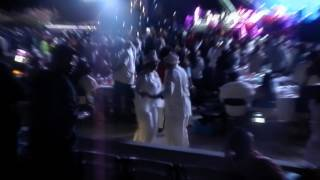 Maze ft. Frankie Beverly (LIVE) - Joy & Pain (Clip) @ Wolf Creek  Sat. 10-01-2016  J. Milton