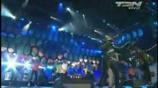 Black Eyed Peas - I Gotta Feeling live at the World Cup 2010 kick off concert