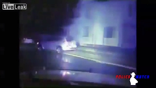 Dashcam: Two Teens Die After Crashing In Police Chase