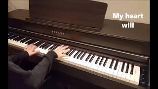 Céline Dion - My Heart Will Go On l Titanic (Piano cover)
