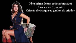 Paula Fernandes - Criação Divina (part. Zezé Di Camargo & Luciano) Letra