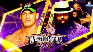 WWE Wrestlemania XXX ► John Cena vs Bray Wyatt [OFFICIAL PROMO]