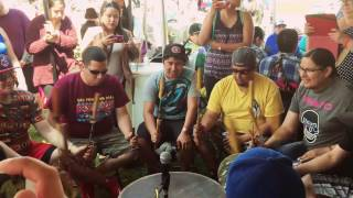 Pow-Wow Toronto 2016 Black Bear Singers