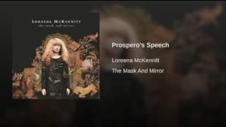 Prospero's Speech