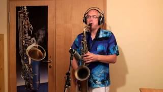 "Tenorsax: ""We are the world"""