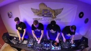 4 DJ LIVE MIX & SCRATCH @ DJ SCHOOL Metz