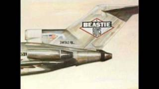 Beastie boys- Brass Monkey- Licensed to Ill With Lyrics
