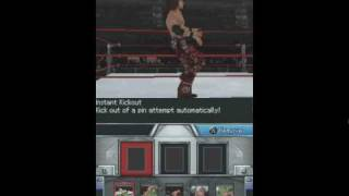 WWE SVR 2010 DS John Morrison Entrance Finisher