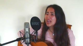 I didn´t mean it - Aurea - cover by Rita Santos