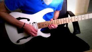 Clannad - Uminari (Roaring Tides) [Guitar Cover]