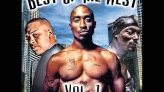 Eazy-E ft. Tupac - Every hood is the same