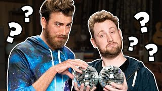 Rhett & Link Fondle Alex's Balls. width=