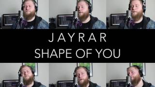 16 Vocal Track Shape Of You - Ed Sheeran (JayRar Cover)