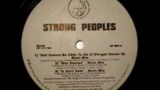 Strong Peoples - War Stories