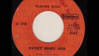 "Claude King ""Sweet Mary Ann"""