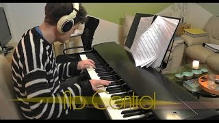One Direction - No Control - Piano Cover - Slower Ballad Cover