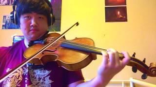 Waterslide - Chon (Viola Cover)