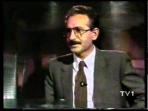 """Kemal Kılıçdaroğlu Uğur Dündar'ın """"İşte Hayatımız"""" Programında (1990)"""