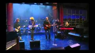 Steve Earle with The Duke (and the Duchess feat Allison Moorer) on Letterman.