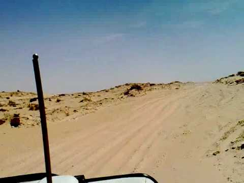 No mans land Western Sahara to Mauritania – Part 3