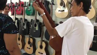 Part 3 of Day 2 in Cebu : ALEGRE GUITARS | JOLLIBEE DELIVERY