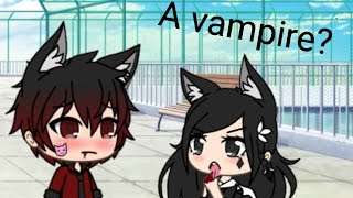In love with the bad boy|Ep 2|A vampire?~Gacha verse