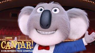 """""""Cantar!"""" - Terceiro Trailer Oficial Dobrado (Universal Pictures Portugal)"""