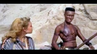 """Grace Jones -""""How Do You Attract A Man"""" Clip from Conan The Destroyer"""