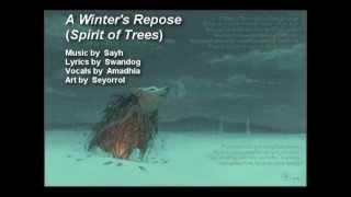 A Winter's Repose (Spirit of Trees)