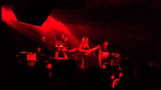 CHROMATICS - INTO THE BLACK (Live // Mezzanine // San Francisco)