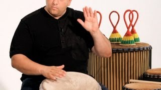 How to Play Djembe Warm-Up Exercises | African Drums