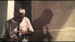 Roberto Bertazzi (Ombra sonora 2) oboe solo