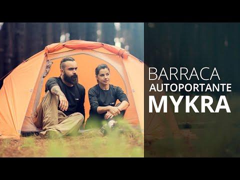 Barraca Mykra 1/2 P - Azteq