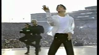 Michael Jackson - Billie Jean (Superbowl 1993) HD