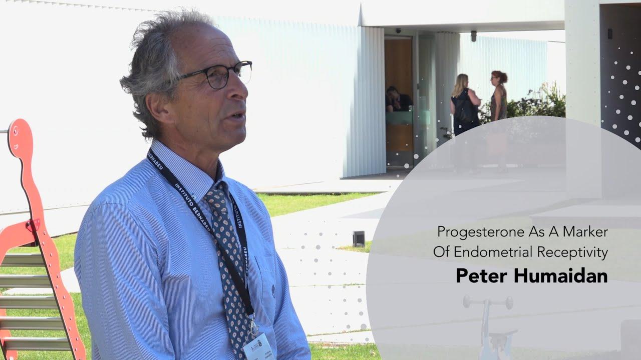3rd Meeting the Experts: Peter Humaidan. Progesterone As A Marker Of Endometrial Receptivity. Instituto Bernabeu