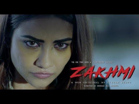 ZAKHMI SONG LYRICS - Sonal Pradhaan | Vikram Bhatt Web Original