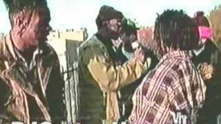 Busta Rhymes & Leaders Of The New School Break-up on Yo! Raps (1993)