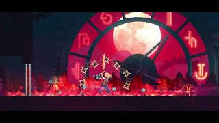Dead Cells (PC) - The Time Keeper Boss Fight - Melee Brutality No Damage Taken