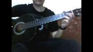 Gitar Dersi-Barış Manço(Unutamadım)