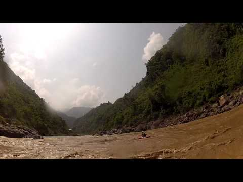 Rafting in Nepal on the Trisuli | June 2012 | Part 7