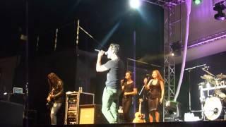 David Bustamante COBARDE TourMio Tivoli (Málaga) 24-08-12