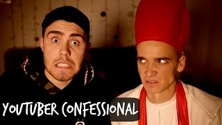 THE YOUTUBER CONFESSIONAL | POINTLESSBLOG