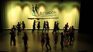 Salsa-Presentación 'Ave María Morena'- 2013
