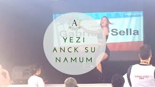[LIVE] YEZI(예지) _ Anck Su Namum(아낙수나문) #K-pop Spirit Festival Coreano