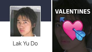 Facebook Names in Song Lyrics | VALENTINES LOVE SONGS
