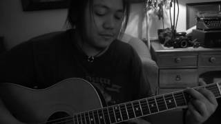 Pearl Jam Cover - Elderly Woman Behind the Counter in a Smalltown - Otan Vargas