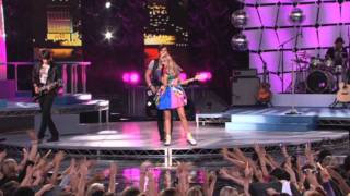 Hannah Montana - It's All Right Here - Live HD