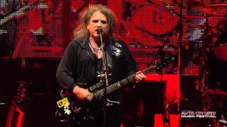 The Cure -  Hot Hot Hot !  - Live Austin 2013 - HD 1080p